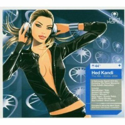 VA Hed Kandi - Winter 2004 The Mix 3CD CD NEU OVP