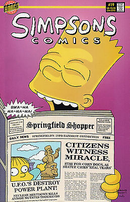 Simpsons Comics #19 (VFN) `96