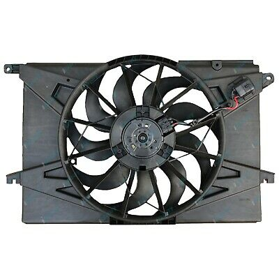 Ford BF/FG Falcon Fairmont Territory SY2 Single Thermo Radiator Fan '06- 6Cyl/V8