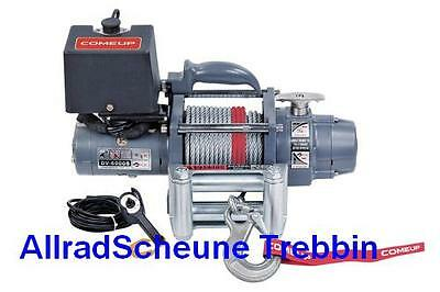 COME.UP DV6000S SEILWINDE WINDE WINCH 2,7to 12VOLT HEAVY DUTY NEU COME UP !!!
