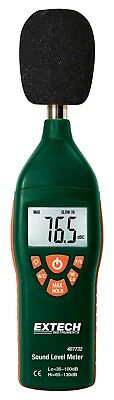 Extech Type 2 Digital Sound Level Meter 407732