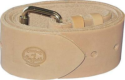 Extra Large Leather Tool Belt (Scaffolders Scaffolding) - Connell Of Sheffield