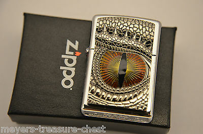ZIPPO Dragon Eye limited collector item very rare wonderful Mystery Zippo