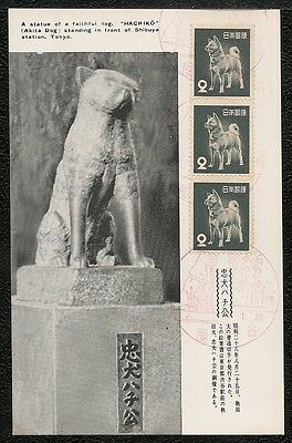 JAPAN Akita Dog Maximum Card