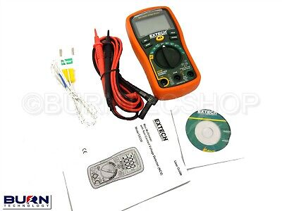 Extech EX330 Autoranging Voltage Detector Multimeter 12 Function Non-Contact
