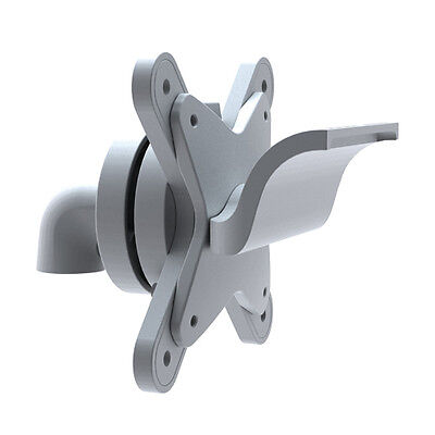 "VESA Mount Bracket Adapter Kit for Apple iMac LED LCD Cinema 24"" 27"" vesa 75mm"