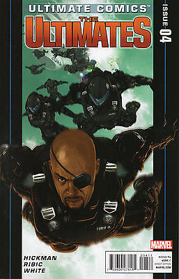 Ultimates #4 (NM)`12 Hickman/ Ribic