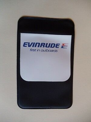 Evinrude, First In Outboards, Vintage, NOS Pocket Protector