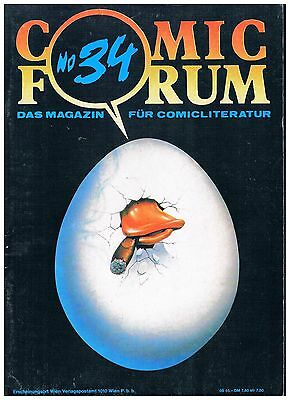 Comic Forum Nr.34 / 1987 Howard the Duck