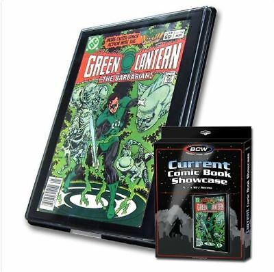BCW Comic Book Showcase - Framed Display Case - Hangs On Wall - Current Size