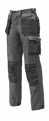 Apache AproTwill Cargo Combat Work Wear Knee Pad Pocket  Holster Trousers New