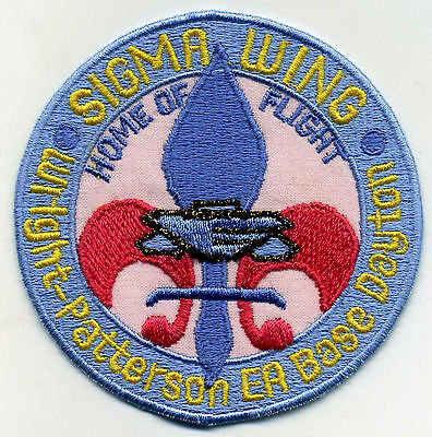 B5  Babylon 5 Sigma Wing Embroidered Squadron Iron-on Patch