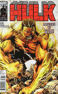 Hulk #36 (NM)`11 Parker/ Zircher
