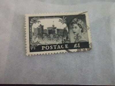 Great Britain Used 312 Cv$40.00 Castle