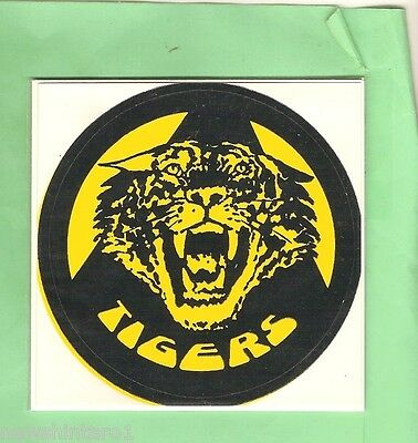 Early Rugby League Sticker - Balmain Tigers