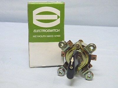 ELECTROSWITCH ROTARY SWITCH; 24 Pole/ 2 Position New 205 9119 ...