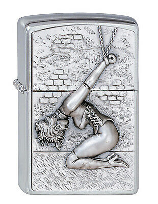 ZIPPO Prisoner of Love lighter very rare limited Special Edition