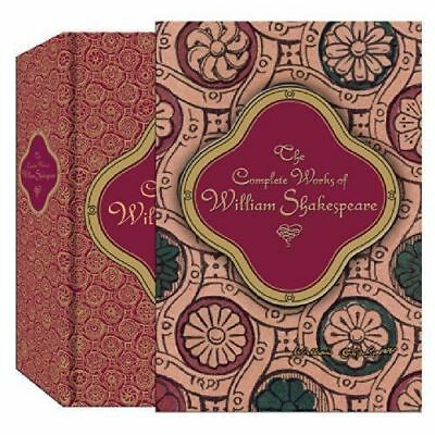 The Complete Works of William Shakespeare Deluxe Edition Hardback Romeo & Juliet