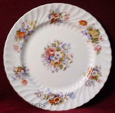 AYNSLEY china SUMMERTIME pattern DINNER PLATE