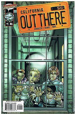 Out there No.1 / 2001 Brian Augustyn & Humberto Ramos