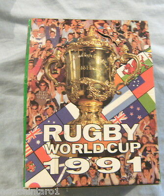 1991 Rugby Union Cards Counter Display Box - Regina