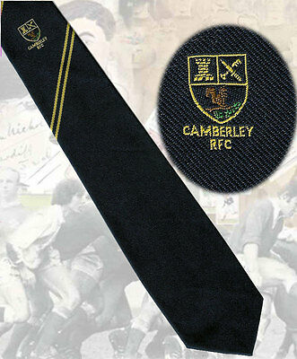 Camberley Rfc Rugby Tie