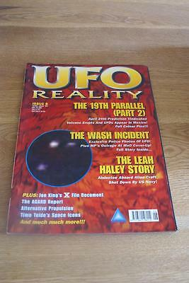 UFO Reality June /July 1997 ....The 19th Parallel ( Part 2 ) .The Wash Incident