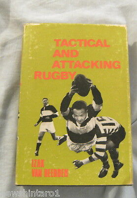 Rugby Union  Book - Tactical & Attacking Rugby, 1967