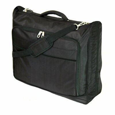 Travel Luggage Wardrobe Suit Dress Garment Carrier Suiter Case Suitbag Cover Bag