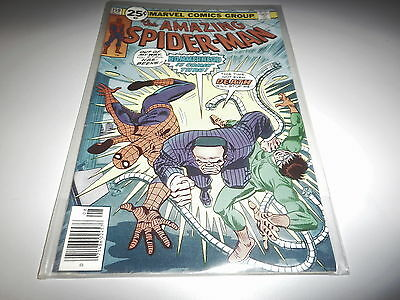 L3 Marvel Comic The Amazing Spider-Man Issue 159 August 1976 In Fair Condition