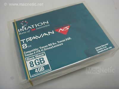 Imation Travan 8 Gb tape for TR-4 Drive , free shipping