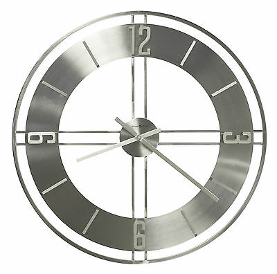 "625-520 - 30"" Diameter Large Gallery Howard Miller Wall Clock  625520"