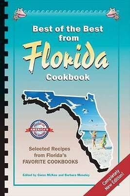 Best of the Best from Florida Cookbook -BRAND NEW