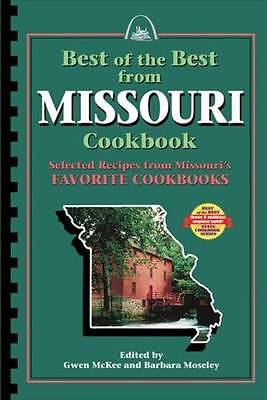 Best of the Best from Missouri Cookbook-BRAND NEW
