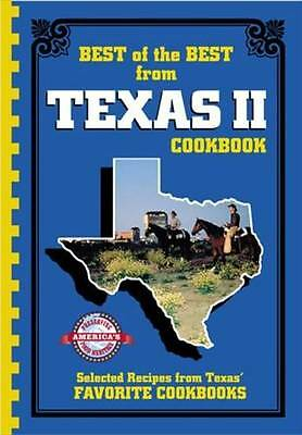 Best of the Best from Texas Cookbook II-BRAND NEW