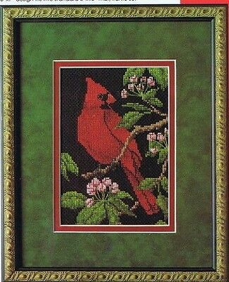 Cardinal Cross Stitch Chart