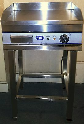 NEW  50cm Electric Griddle ON STAND, HOTPLATE 3KW AMAZING PRICE