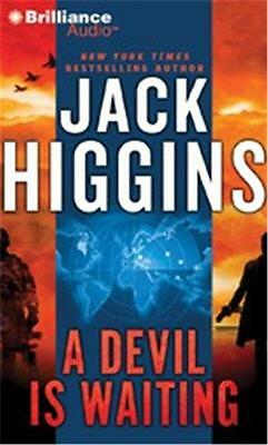 A Devil is Waiting by Jack Higgins and Michael Page Unabridged MP3 Audio Book
