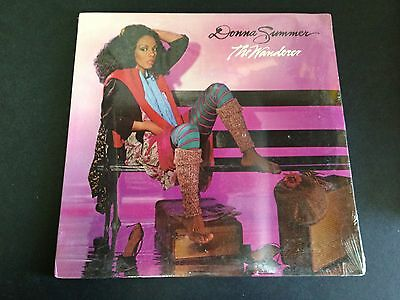 DONNA SUMMER The Wanderer LP Factory Sealed Geffin Cut Out NEW!