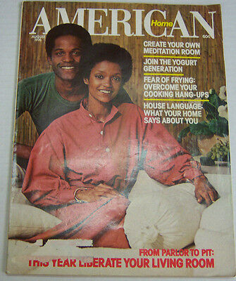 American Home Magazine Create Your Own Mediation Room August 1976 091712R1