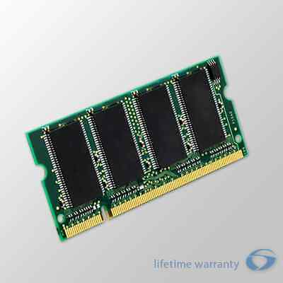 1GB [1x1GB] Memory RAM Upgrade for the Dell Inspiron 4150, 500m Laptops