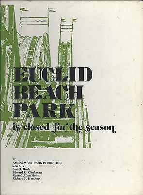 Euclid Beach Park Is Closed For The Season--Cleveland, Ohio--1977--Out Of Print