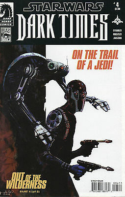 Star Wars Dark Times Out Of The Wilderness #4 (NM)`12 Harrison/ Wheatley