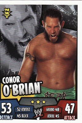 Slam Attax Rumble Trading Cards Pick From List NXT Tag Team & Legend