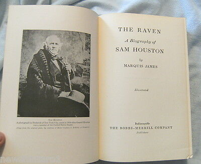 #Jj. Military Book - Sam Houston  Biography