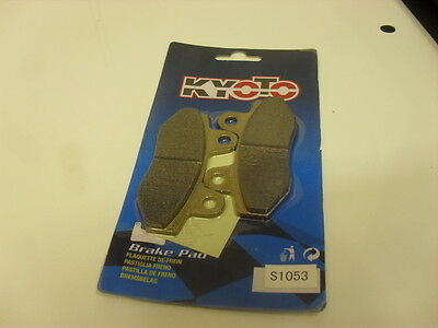 Hyosung GT 125 Comet (Naked) 2007 ( CC) - Brake Disc Pads Front Kyoto