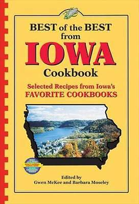 Best of the Best from Iowa Cookbook-BRAND NEW