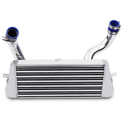 "3"" 76mm ALLOY FRONT MOUNT INTERCOOLER FMIC HARD PIPE KIT FOR AUDI TT A3 A4 A5 S4"