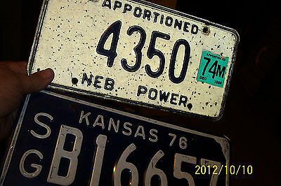 FORD T A CAR  TAGS COLORADO LZ  TRUCK  RATROD CHEVY