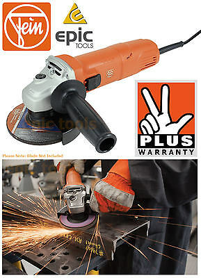 """FEIN WSG-7-115-A 115mm (4-1/2"""") Compact 760w Angle Disc Grinder Cutter, 240v"""